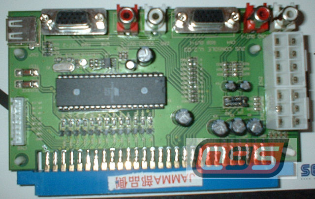 jamma2jvs ags amusement game services Theatre Diagram at aneh.co